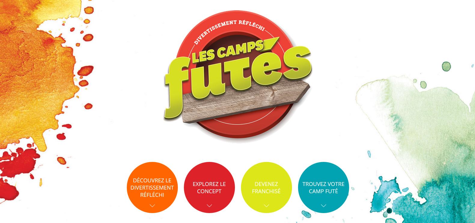 Les Camps futés, camps de jour pour enfants sur la Rive-Nord