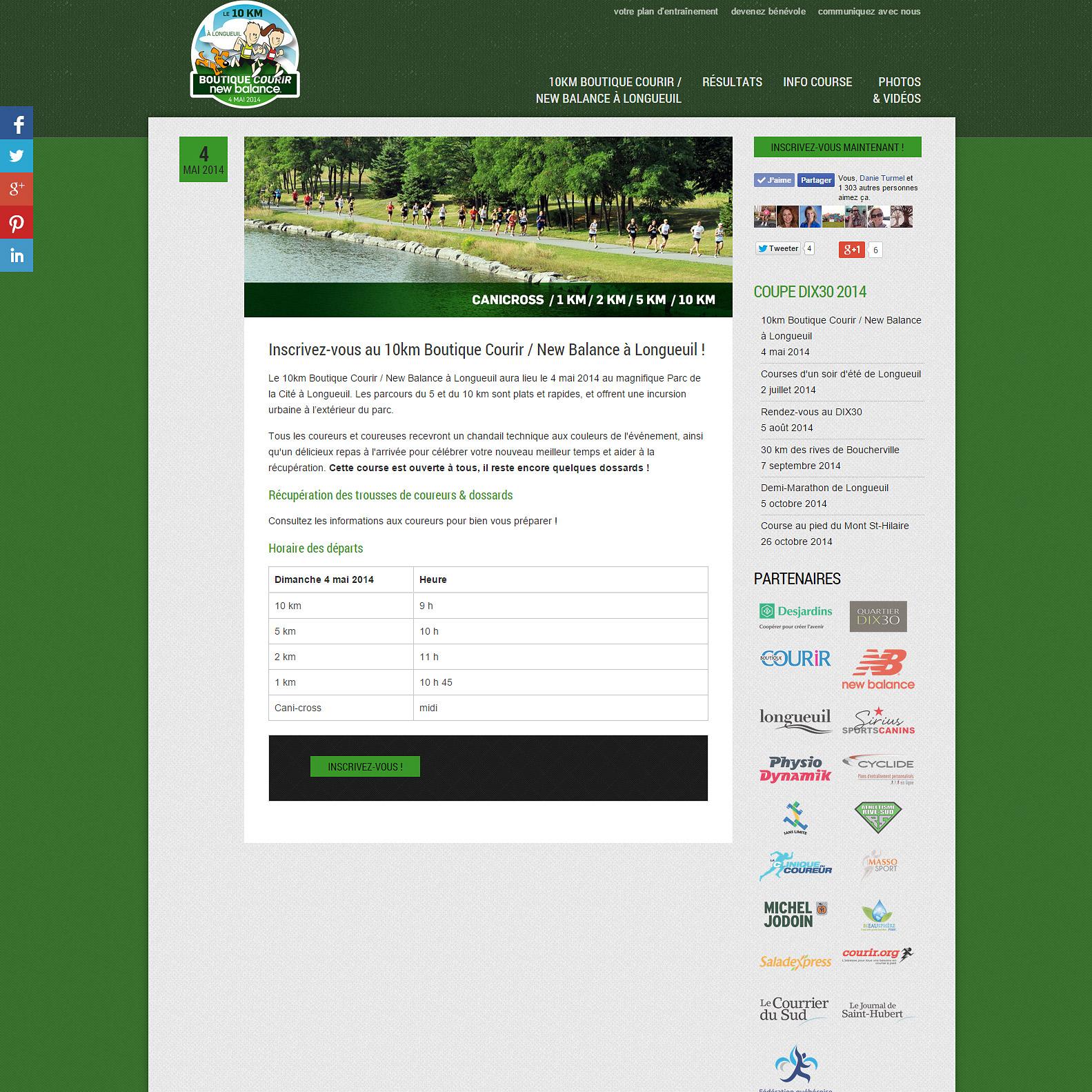 6 sites web avec le même template mais un design différent